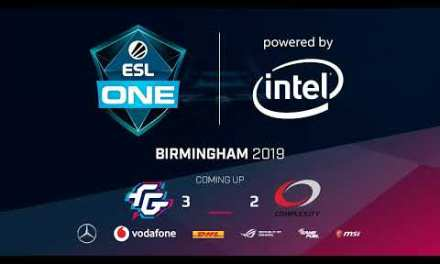 Live: ESL One Birmingham – NA closed qualifier