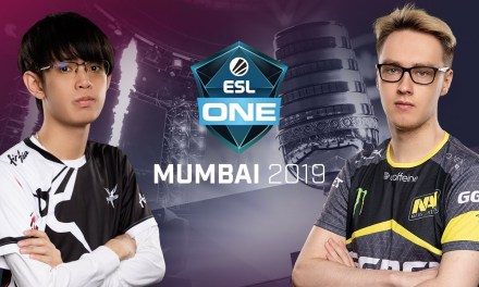 Natus Vincere vs. Mineski  – Game 2 – UB Final – ESL One Mumbai 2019 – part2