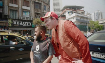 Crossing The Road in Mumbai?! – Slacks' Spicy Adventures | Episode 3 – delivered by DHL