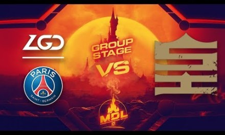 PSG.LGD vs Royal Game 3 – MDL Paris Major CN Qualifiers: Group Stage
