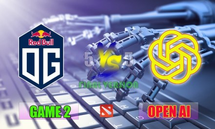 OG vs OpenAI Final Version 2019 | Game 2
