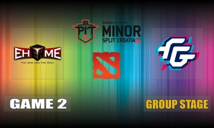 EHOME vs FWD Game 2 Bo3 Group Stage | OGA Dota PIT Minor