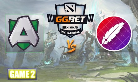 Alliance vs Pango Game 2 Bo3 Winners' Match | GG.Bet Birmingham