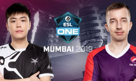 Mineski vs. The Pango – Game 3 – Group B – ESL One Mumbai 2019