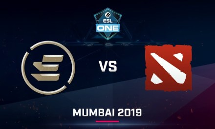 EPG vs Jekich – Game 2 – EU/CIS Qualifier  – ESL One Mumbai 2019