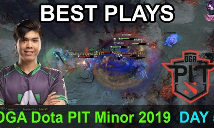 OGA Dota PIT Minor 2019 BEST PLAYS DAY 5 Highlights Dota 2 Time 2 Dota #dota2 #dotapit