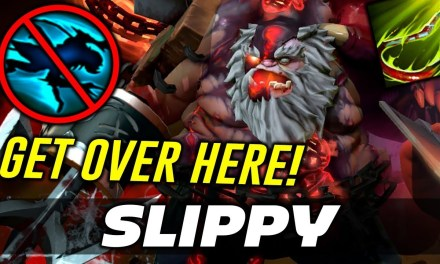Slippy Pudge [GET OVER HERE!] Dota 2