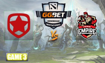 Gambit vs Empire Game 3 Bo3 Winners' Match | GG.Bet Birmingham