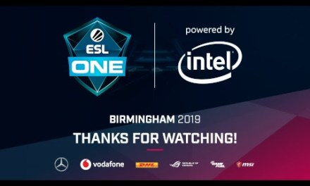 Live: ESL One Birmingham – SEA closed qualifier