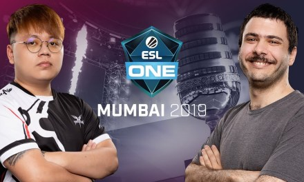 TEAM TEAM vs. Mineski – Game 1 – UB Semi – ESL One Mumbai 2019