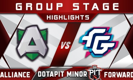 Alliance vs Forward OGA Dota Pit Minor 2019 Highlights Dota 2