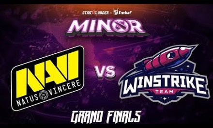 NaVi vs Winstrike Game 1 – SL ImbaTV Minor CIS Qualifier: Grand Finals