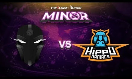 The Final Tribe vs Hippomaniacs Game 2 – SL ImbaTV Minor EU Qualifier: Group Stage