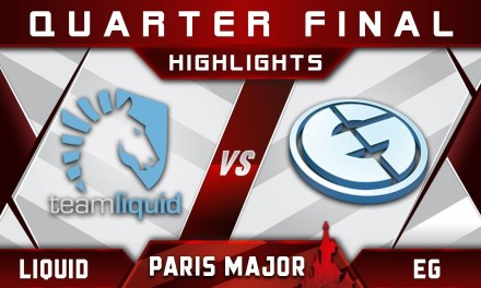 Liquid vs EG Quarter Final MDL Disneyland Paris Major  2019 Highlights Dota 2