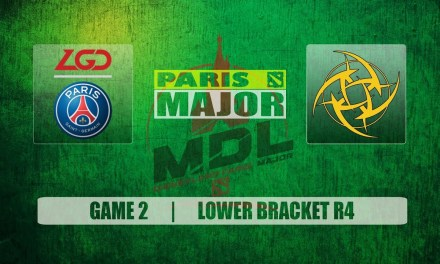 LGD vs NIP Paris Major | Lower Bracket R4 Bo3 Game 2
