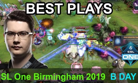 ESL One Birmingham 2019 BEST PLAYS GROUP B DAY 3 Highlights Dota 2 Time 2 Dota #dota2 #eslone