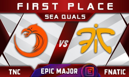 TNC vs Fnatic [EPIC] TOP 1 EPICENTER Major 2019 SEA Highlights Dota 2