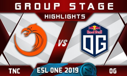 TNC vs OG ESL One Birmingham 2019 Highlights Dota 2