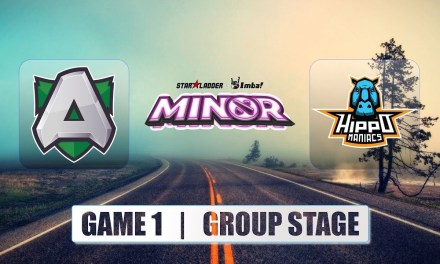 Alliance vs HpM | Starladder Minor Qualifiers | Group Stage Bo2 Game 1