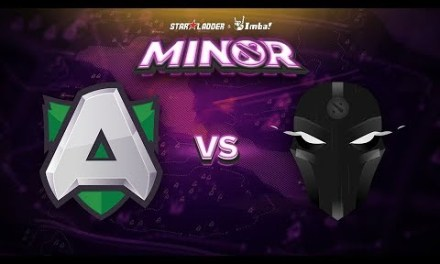 Alliance vs The Final Tribe Game 1 – SL ImbaTV Minor EU Qualifier: Losers' Finals