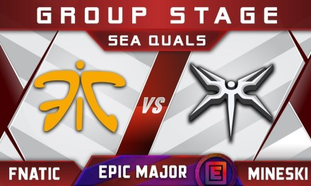 Fnatic vs Mineski EPICENTER Major 2019 SEA Highlights Dota 2