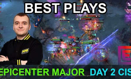 EPICENTER Major BEST PLAYS DAY 2 CIS Highlights Dota 2 Time 2 Dota #dota2 #epicenter #epicgg