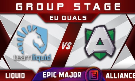 Liquid vs Alliance EPICENTER Major 2019 EU Highlights Dota 2