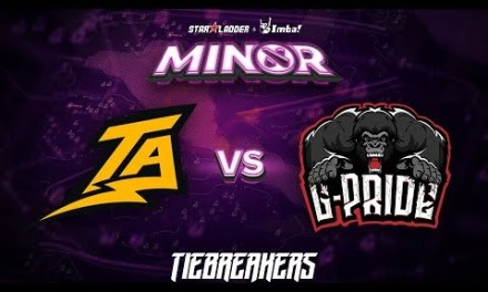 Thunder Predator vs Gorillaz-Pride Game 1 – SL ImbaTV Minor SA Qualifier: Winners' Finals