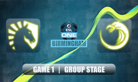 Liquid vs TNC | ESL One Birmingham | Group Stage Bo2 Game 1