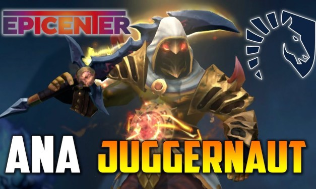 ANA Juggernaut | OG vs Team Secret | EPICENTER Major 2019 Dota 2