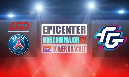 LGD vs FWD EPICENTER MAJOR | LOWER BRACKET R3 BO3 GAME 2