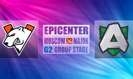 VP vs Alliance Game 2 EPICENTER Major | Group Stage Opening Matches Bo3