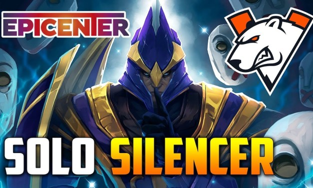 Solo Silencer | Virtus.pro vs Liquid | EPICENTER Major 2019 Dota 2