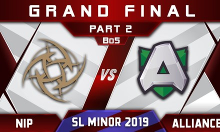 NiP vs Alliance [GREAT] Grand Final Starladder SL Kiev Minor 2019 Highlights Dota 2 – [Part 2]