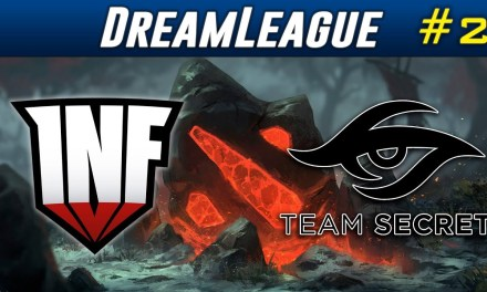 Secret vs Infamous #2 | DreamLeague Season 11 Dota 2