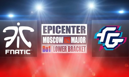 Fnatic vs FWD Game 1 EPICENTER Major | LOWER BRACKET – PLAYOFFS Bo1