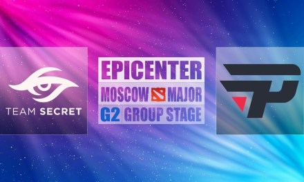 Secret vs Pain Game 2 EPICENTER Major | Group Stage Opening Matches Bo3