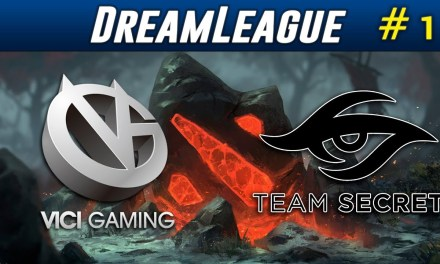Secret vs ViCi Gaming #1 | DreamLeague Season 11 Dota 2