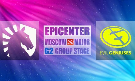 Liquid vs EG Game 2 EPICENTER Major | Group Stage Winners' Match Bo3