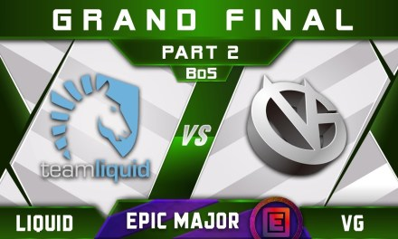 Liquid vs VG [BEST GRAND FINAL] EPICENTER Major 2019 Highlights Dota 2 – [Part 2]