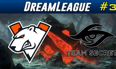 Virtus.pro vs Secret #3 | DreamLeague Season 11 Dota 2