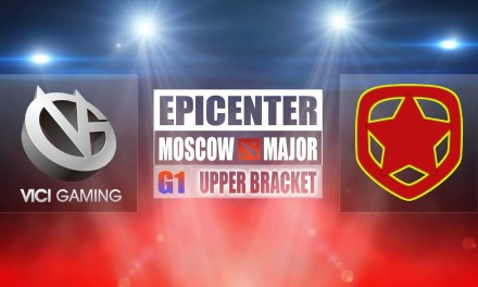 VG vs GAMBIT Game 1 EPICENTER Major | UPPER BRACKET – PLAYOFFS Bo3