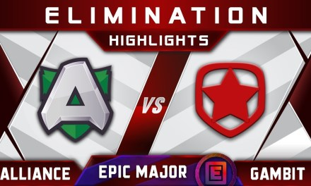 Alliance vs Gambit [EPIC] TI9 SLOT! EPICENTER Major 2019 Highlights Dota 2