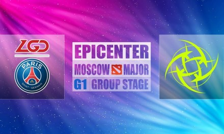 PSG.LGD vs NiP Game 1 EPICENTER Major | Group Stage Opening Matches Bo3