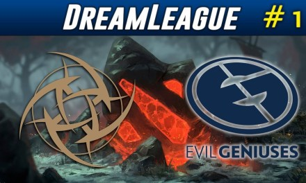 Evil Geniuses vs Ninjas in Pyjamas #1 | DreamLeague Season 11 Dota 2