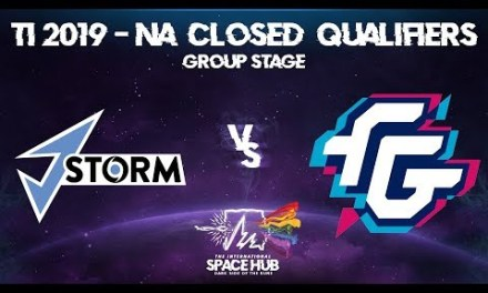 J.Storm vs Forward Gamiing – TI9 NA Regional Qualifiers: Group Stage
