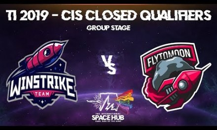 Winstrike vs FlyToMoon – TI9 CIS Regional Qualifiers: Group Stage