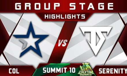coL vs Serenity DOTA Summit 10 Highlights 2019 Dota 2
