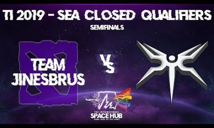 Jinesbrus vs Mineski Game 2 – TI9 SEA Regional Qualifiers: Semifinals