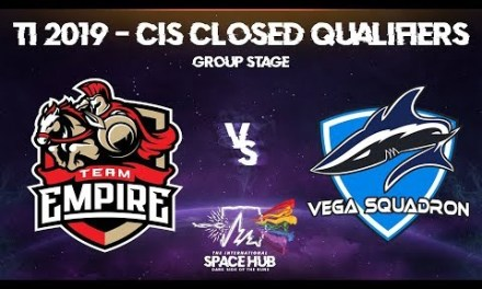 Empire vs Vega – TI9 CIS Regional Qualifiers: Group Stage